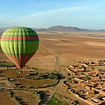 Sunrise Hot Air Balloon Ride & Breakfast over Marrakech