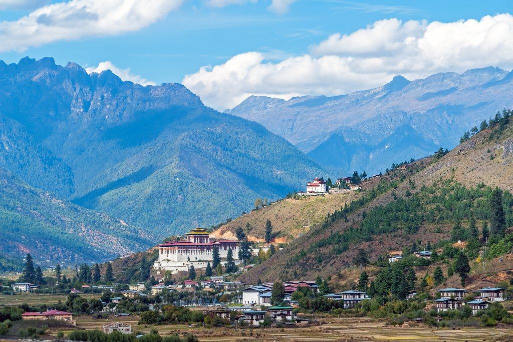 Rinpung Dzong in Paro