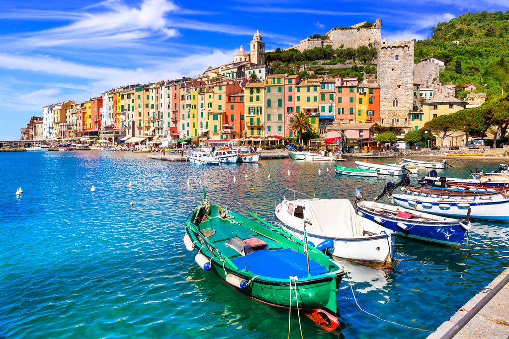 The Seaside City of Portovenere