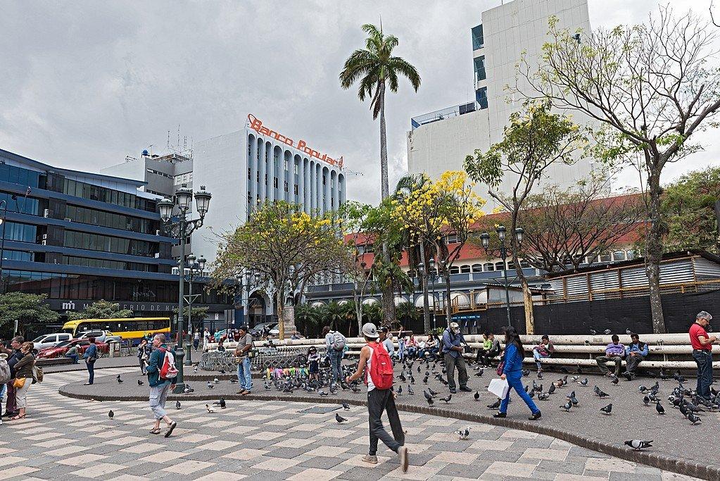 Plaza Juan Mora Fernández, San José
