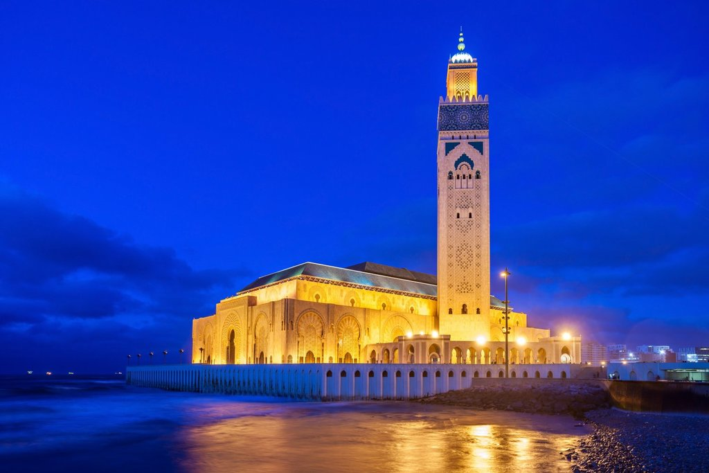 Casablanca, the City of Lights