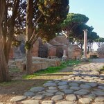 Ancient Road of Ostia Antica - Photo by Sonse