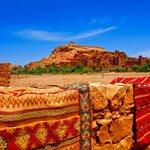 Carpet Weaving in Safran
