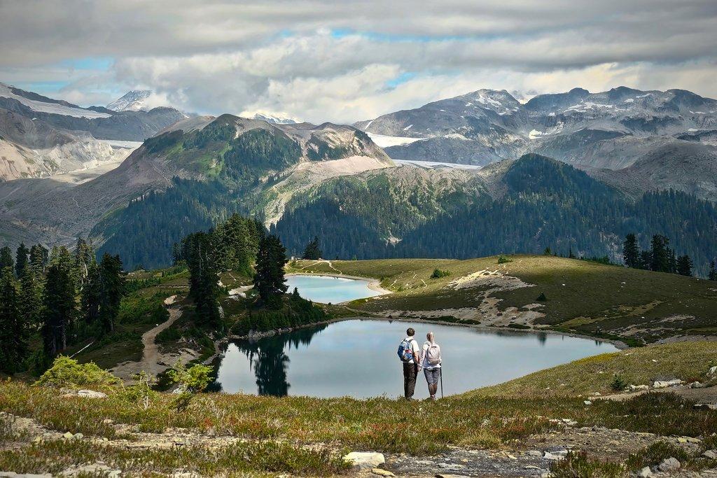 Elfin Lakes in Garibaldi Park