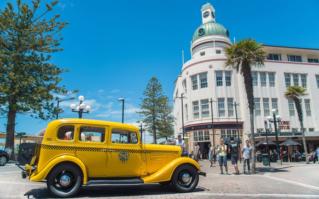 How to Get from Wellington to Napier