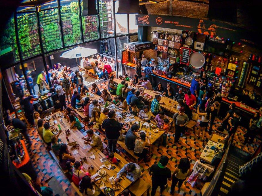 Mercado Roma: a gourmet market in Mexico City