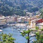 Portofino's picturesque harbor