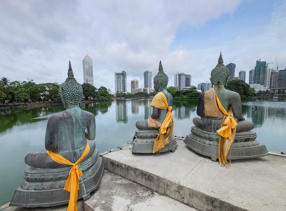 Spend your last afternoon in Sri Lanka in the capital, Colombo