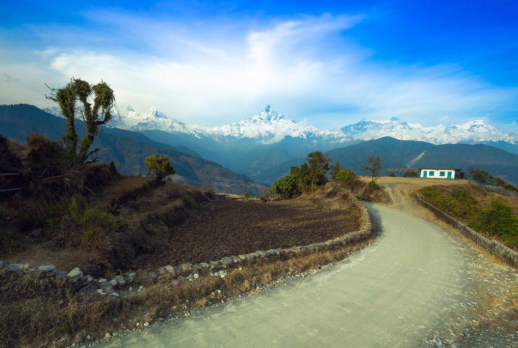 Dhampus, near Pothana