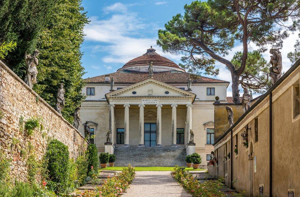Italy - Vicenza - Villa Rotunda