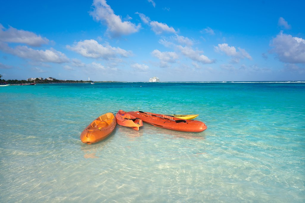 Kayaking the Caribbean
