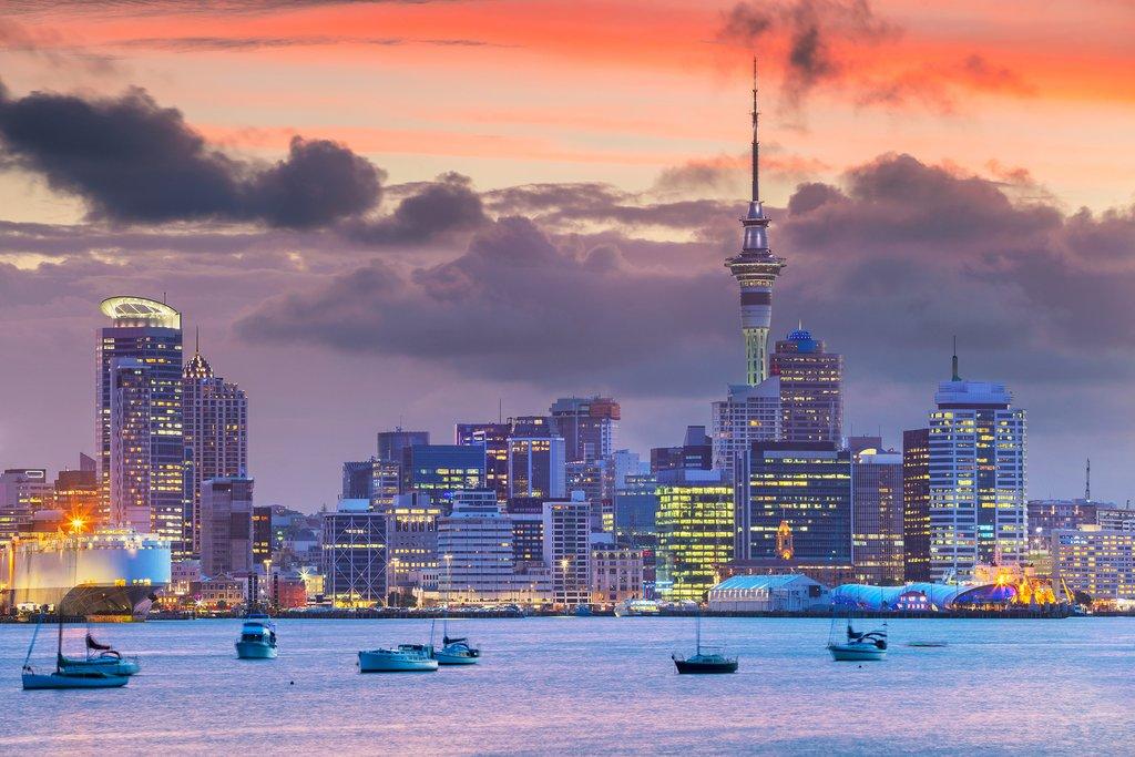 Farewell, Auckland!