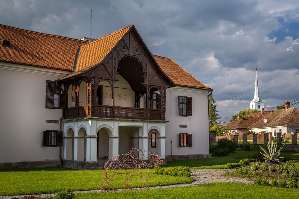 Mansion in Covasna County, Romania