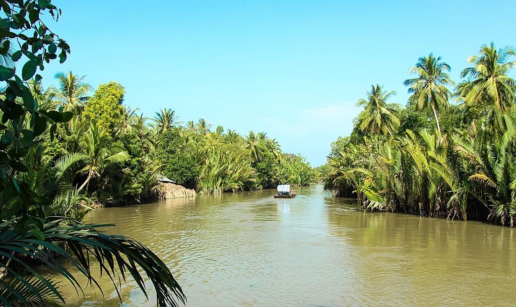 Ben Tre River