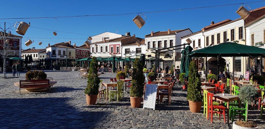 Korça's Bazaar