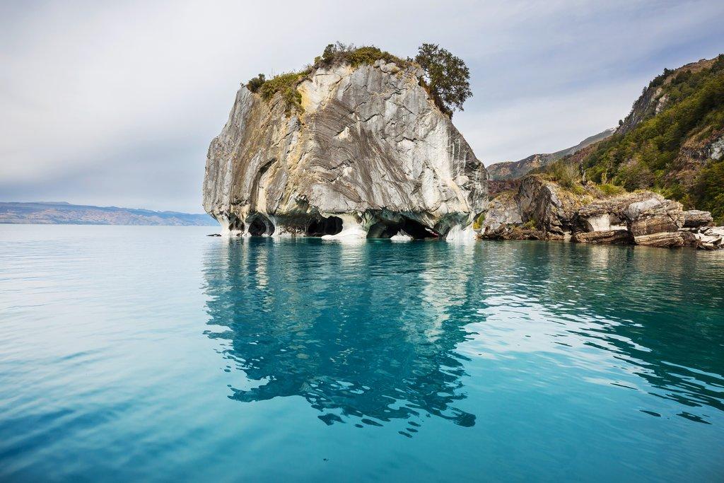 Rio Tranquillo Chile