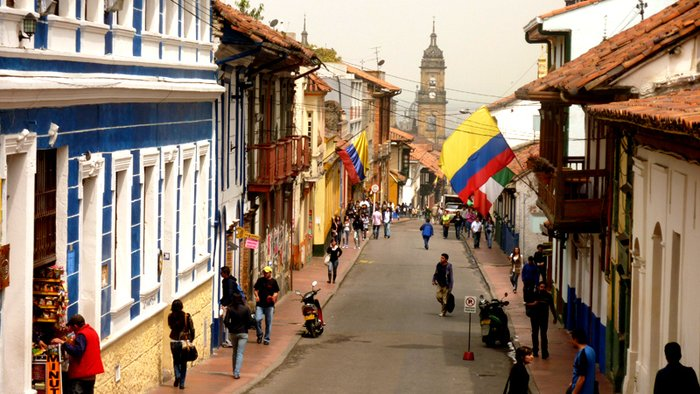 Historical Center of Bogotá