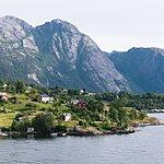Sweeping views of the Hardangerfjord