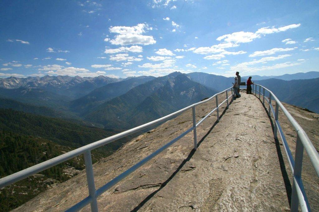 Summit of Moro Rock