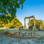 The Impressive Archaeological Site of Olympia