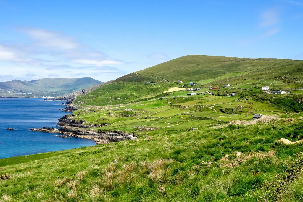 How to Get from Dublin to the Ring of Kerry