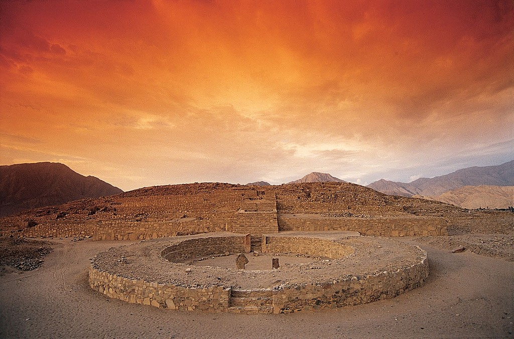 The Sacred City of Caral
