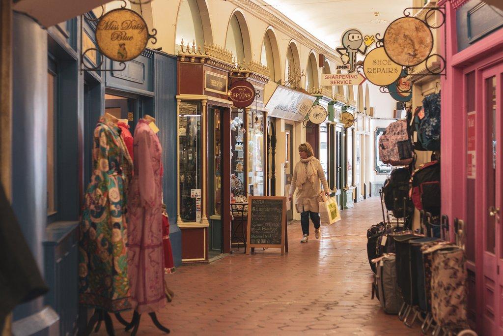 Cork's historic English Market.