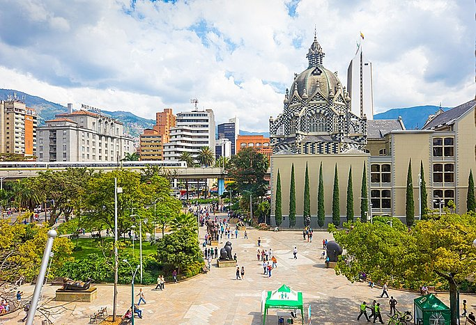 City Tour of Medellin