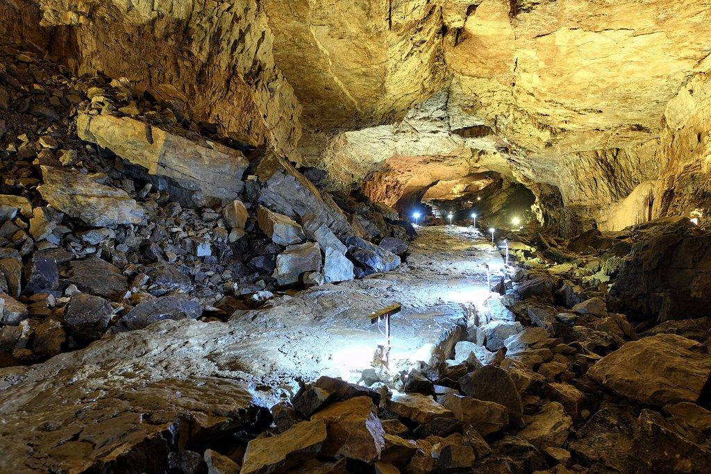 Vjetrenica Cave, Bosnia and Herzegovina