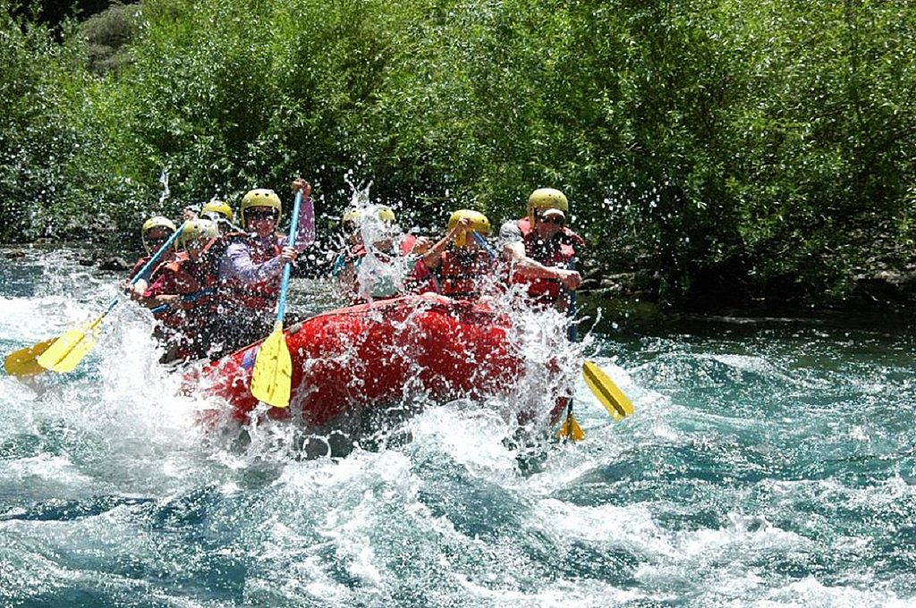 Get ready for some rafting