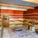Inside Knossos
