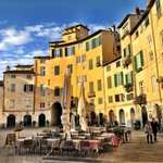 Central Piazza, Lucca