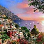 Sunset Boat Cruise from Amalfi to Positano