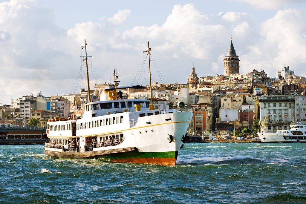 Bosphorus & Galata Tower