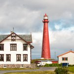 A lighthouse in Andenes