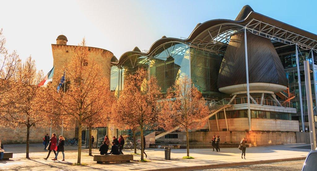 Court in Bordeaux