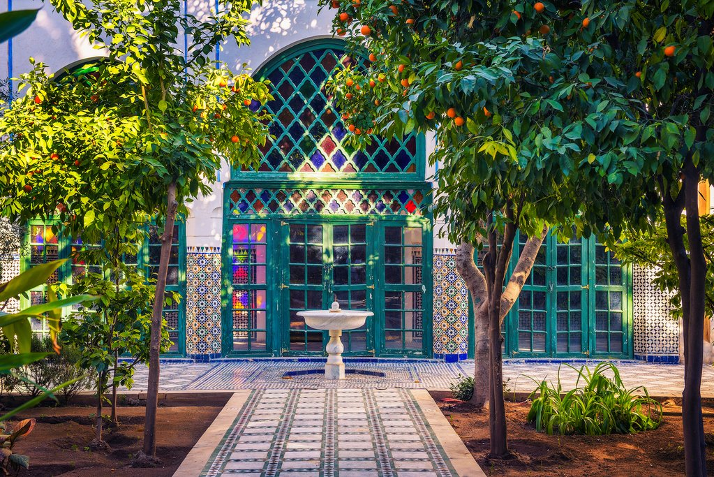 Gorgeous Gardens of Marrakech