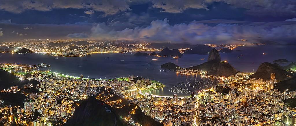 Godbye Rio!