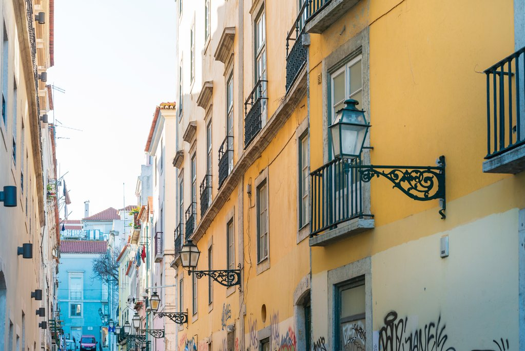 Old Town Lisbon