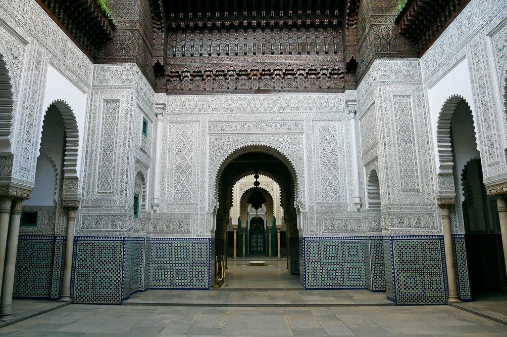 Architecture of Mahkama du Pasha