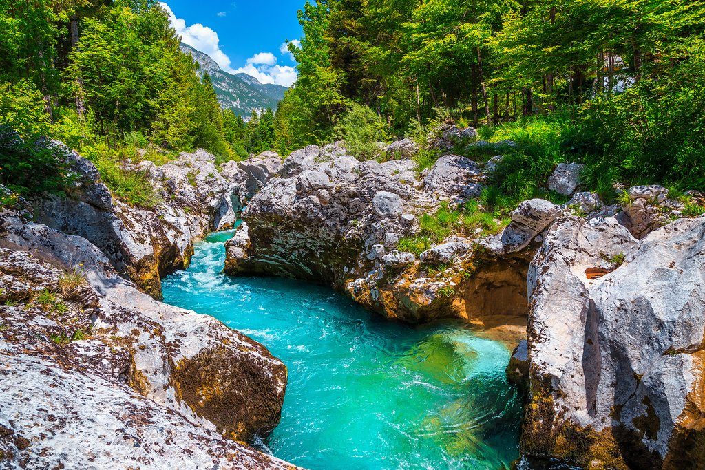 How to Get from Bohinj to Bovec