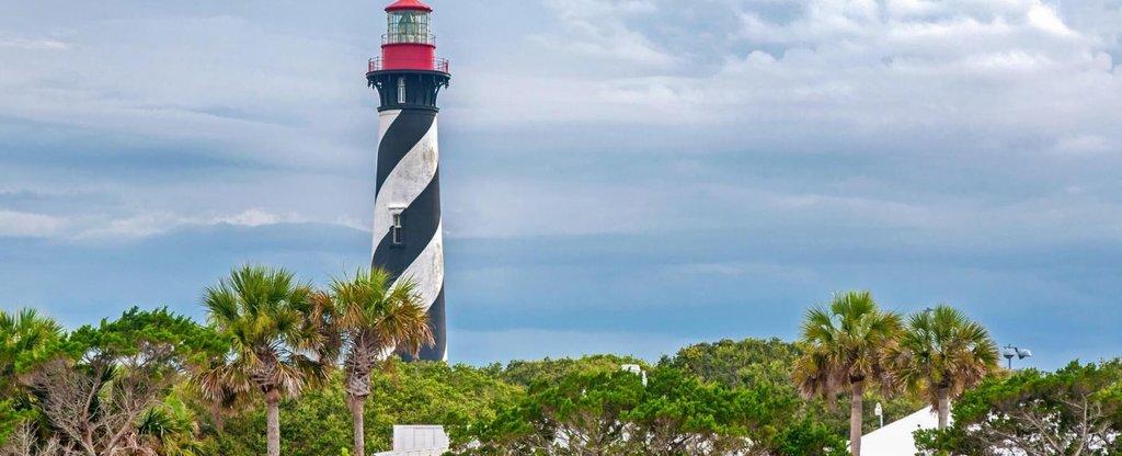 St. Augustine Lighthouse, courtesy of the Agustin Inn