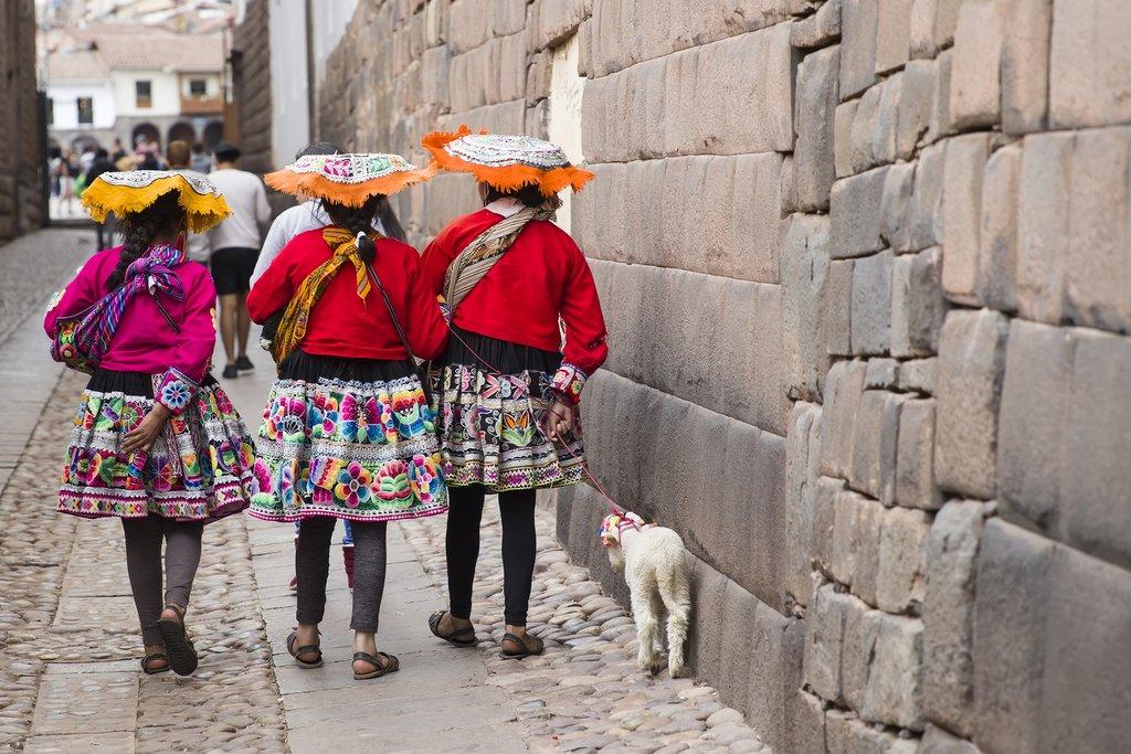 Farewell, Peru!