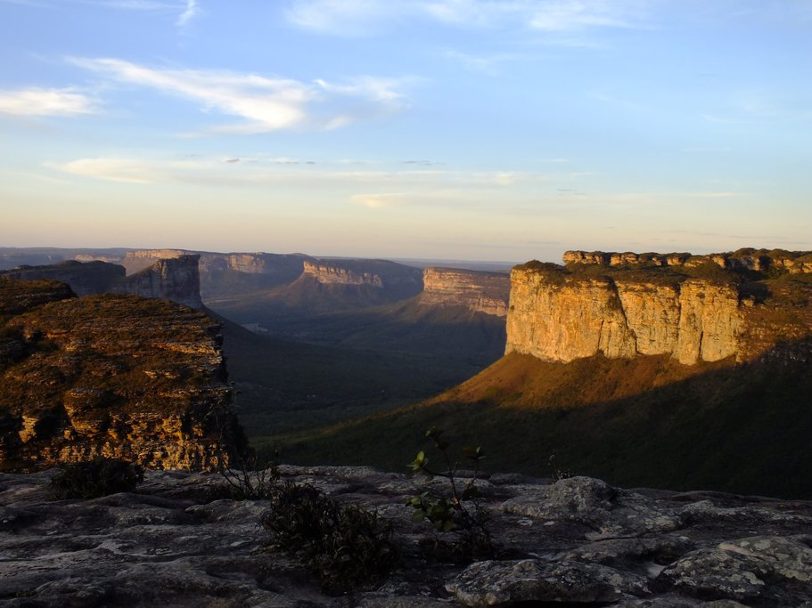 A view of Chapada Diamantina National Park