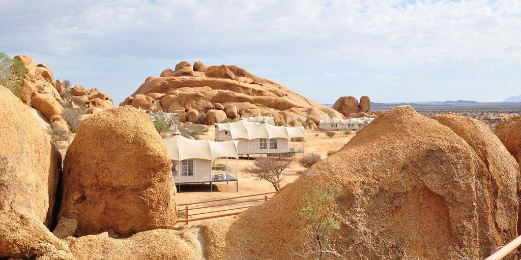 Spitzkoppe Lodge, Namibia