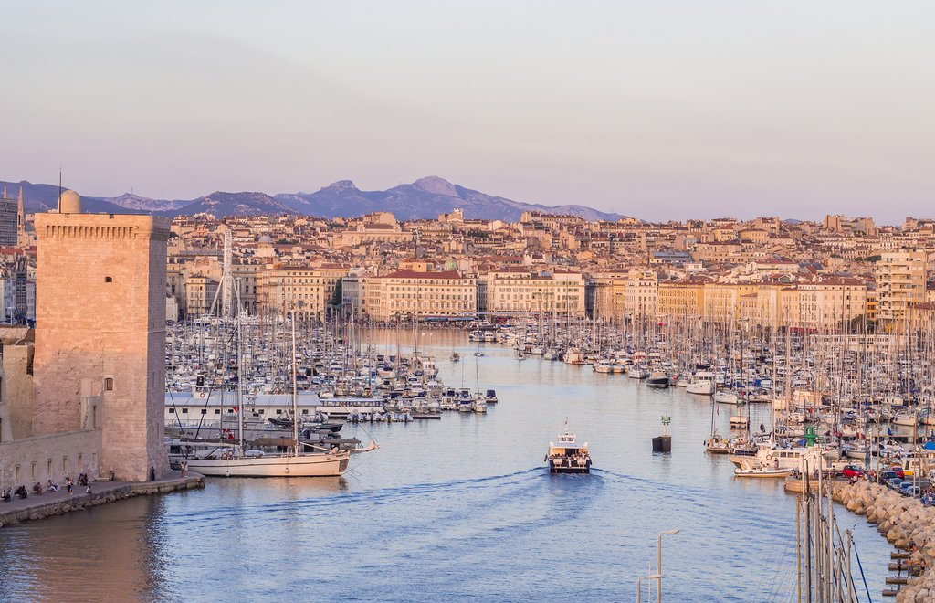 How to Get from Lyon to Marseille