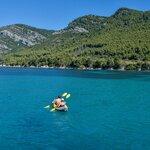 Kayaking Excursion on Korčula