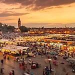 Jemaa el Fna Square in Marrakech