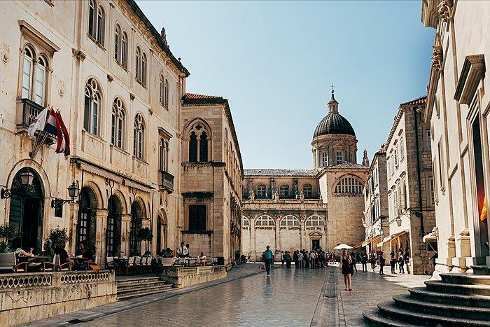 Views of Dubrovnik