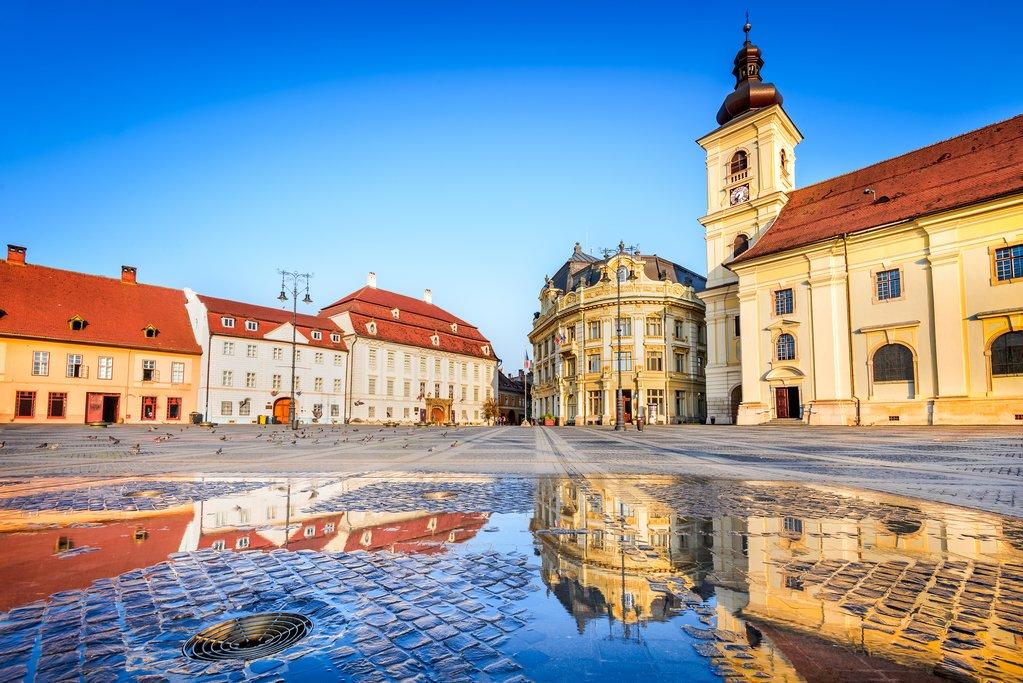 Sibiu Grand Palace
